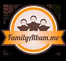 Логотип СЕМЕЙНЫЙ АЛЬБОМ