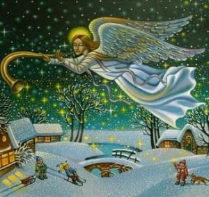 Волшебство Нового года и рождества